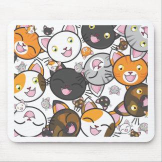 Oodles der Miezekatze! Mousepad