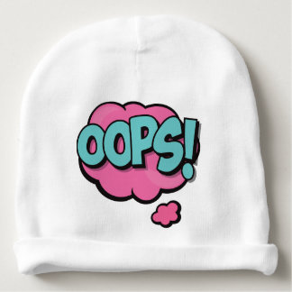 oops Hüte Babymütze