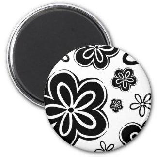 Oopsy Gänseblümchen Runder Magnet 5,7 Cm