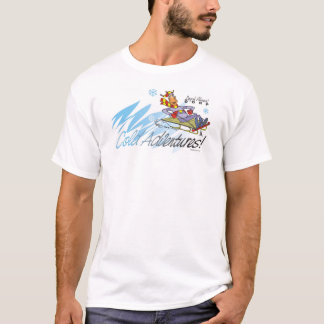 Oorp geht sledding durch Gregory Gallo T-Shirt