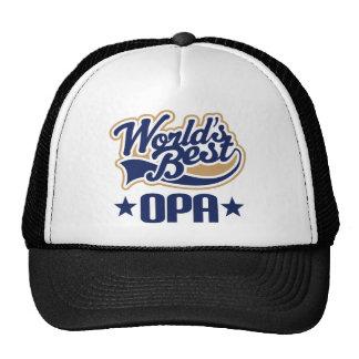 Opa Geschenk Baseball Cap