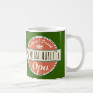 Opa (lustiges) Geschenk Tasse