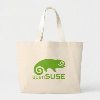 openSuzie Linux-Logo Jumbo Stoffbeutel