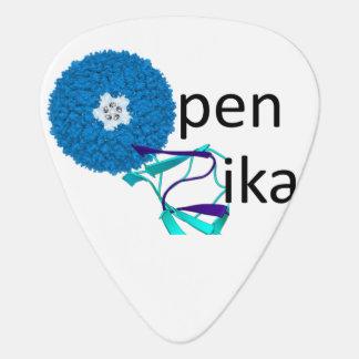 openZika Plektrum