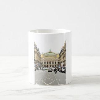Oper in Paris, Frankreich Kaffeetasse