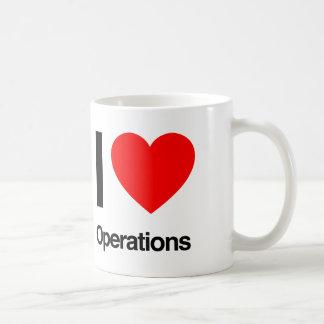 Operationen der Liebe I Kaffeetasse