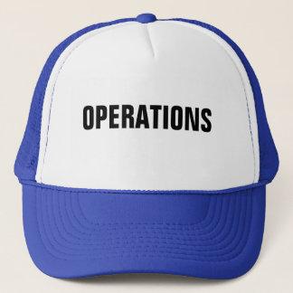 Operationen Truckerkappe