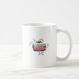 Operations-Nordpol-Tasse Kaffeetasse