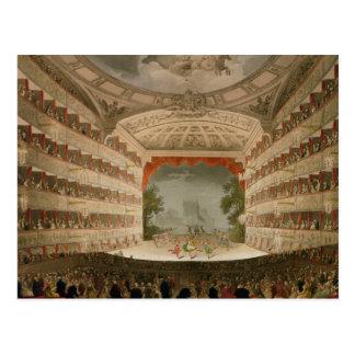 Opernhaus König-Theatre Postkarte