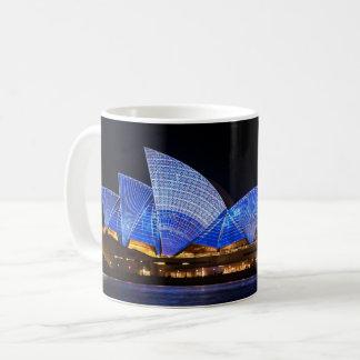 Opernhaus Sydney Australien Kaffeetasse