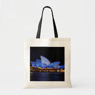 Opernhaus Sydney Australien Tragetasche