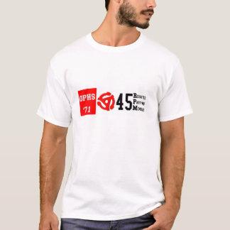 OPHS 'das Shirt 71 Männer 45rpm