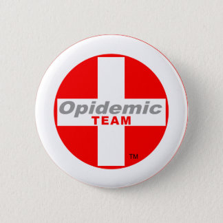 Opidemic Team Runder Button 5,1 Cm