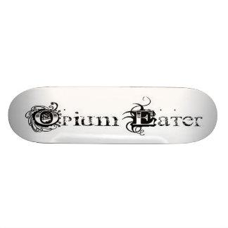 Opium-Esser-Skateboard Personalisiertes Deck