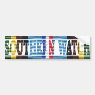 Opn. Südlicher Uhr Kuwait-Saudi Arabien-Aufkleber Autoaufkleber