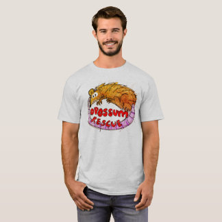 OPOSSUM-RETTUNG T-Shirt