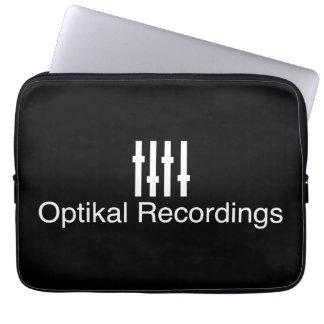 Optikal Aufnahme-Laptop-Hülse Laptopschutzhülle