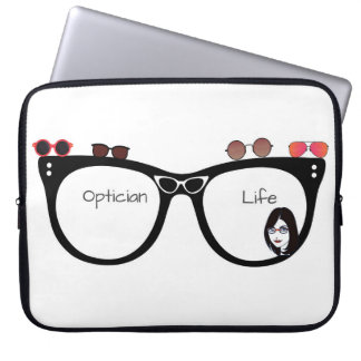 Optiker Laptopschutzhülle
