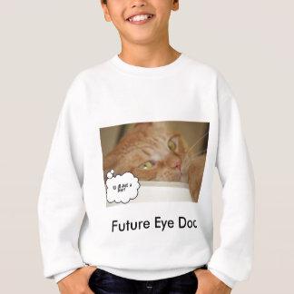 Optometriker Augen-Doktor-Spaß Sweatshirt