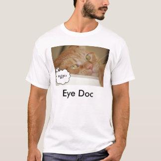 Optometriker Augen-Doktor-Spaß T-Shirt