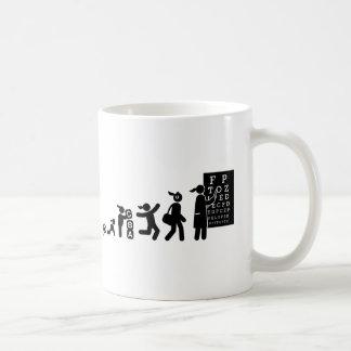 Optometriker Kaffeetasse