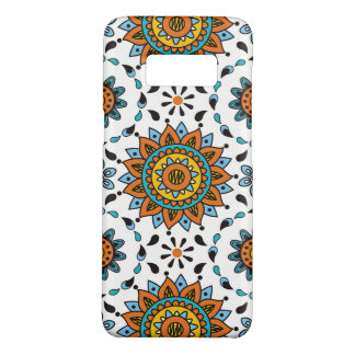 Opulentes Stammes- Muster Maharadscha-Indien Case-Mate Samsung Galaxy S8 Hülle