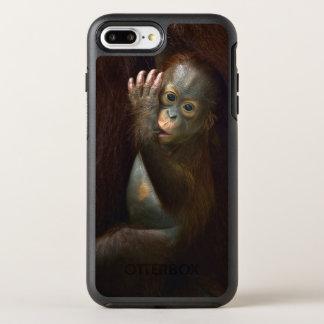Orang-Utan OtterBox Symmetry iPhone 8 Plus/7 Plus Hülle