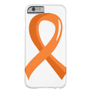 Orange Band 3 Mitgliedstaates Barely There iPhone 6 Hülle