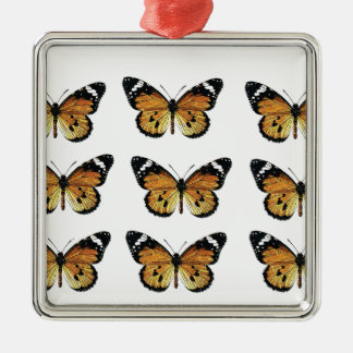 orange BF-Gruppe Silbernes Ornament