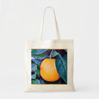 """""""Orange"""" Budget-Taschen-Tasche Tragetasche"""