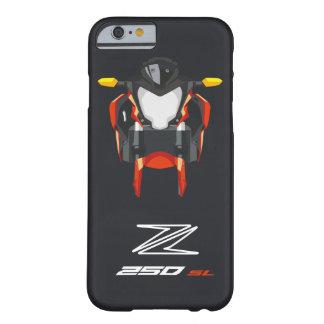Orange des Gehäuse-Z250SL Barely There iPhone 6 Hülle