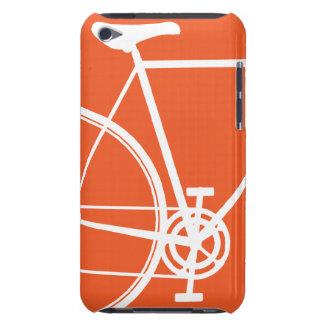 Orange Fahrradipod-Kasten iPod Touch Case