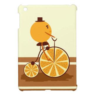Orange Fahrt iPad Mini Hülle