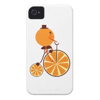 Orange Fahrt iPhone 4 Hüllen