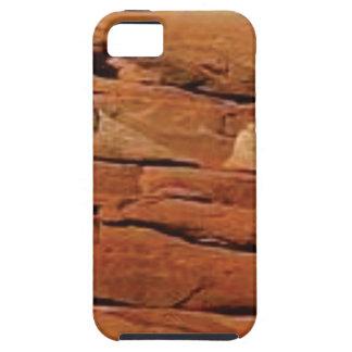 orange Felsen der trockenen Wüste Hülle Fürs iPhone 5