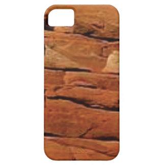 orange Felsen der trockenen Wüste iPhone 5 Schutzhülle