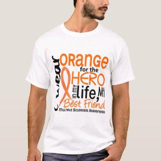 Orange für bester Freund Mitgliedstaat des Held-2 T-Shirt