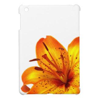 Orange Gelb-Tiger-Lilie iPad Mini Cover