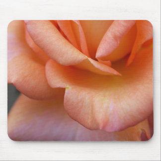 Orange Glück Mousepad