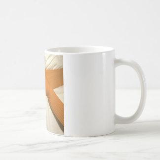 Orange Gurt Kaffeetasse