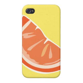 Orange iPhone Kasten iPhone 4/4S Cover