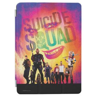 Orange Joker der Selbstmord-Gruppe-  u. iPad Air Cover