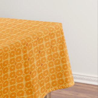 Orange Kauf der Tischdecke