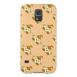 Orange Kawaii Tickle-Monster Samsung Galaxy S5 Cover