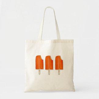 Orange n Creme Creamsicle Popsicles-Taschen-Tasche Tragetasche