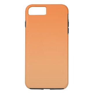 Orange Ombre iPhone 8 Plus/7 Plus Hülle