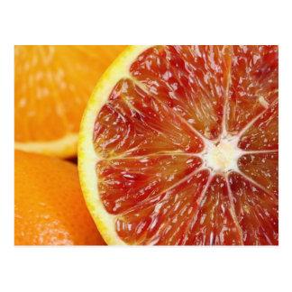 Orange Postkarten