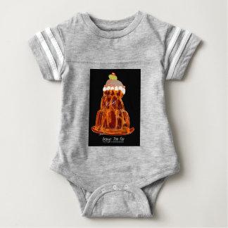 orange Ratte das jello der tony fernandess Baby Strampler
