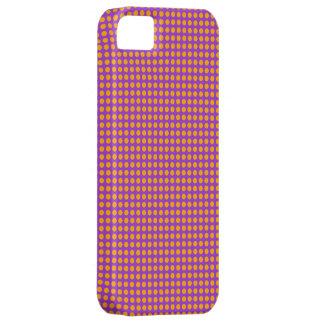 Orange rosa Muster-Mobile-Kasten Schutzhülle Fürs iPhone 5