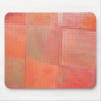 orange sherbert 3 mousepad